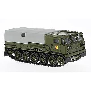 Raupenschlepper ATS-59G, NVA, Modellfahrzeug, Fertigmodell, Premium ClassiXXs, 1:43