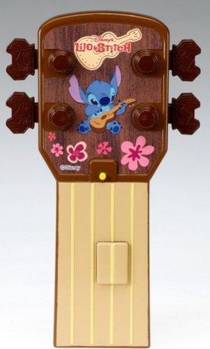 AIR GUITAR Ukurereriro & Stitch (japan import)