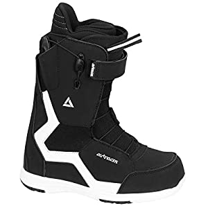 Airtracks Snowboard Boots Strong Quick Lace – QL Snowboardschuhe – QL Snowboardboots – Schwarz