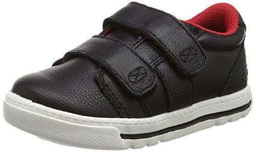 Skechers Jungen Lil Lad-Bohie Sneakers, Schwarz (Blk), 21 EU (Sneaker Jungen Blk)