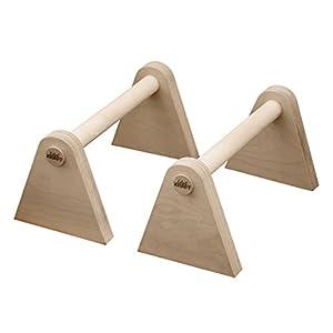EDELKRAFT® Minibarren to go - Handstand, Push-ups, L-Sitz - Multifunktionale...