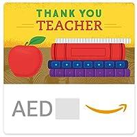 Amazon.ae eGift Card - BTS Teacher