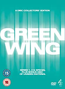 Green Wing Complete Collection [DVD]
