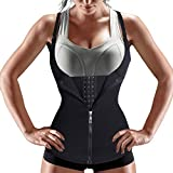Junlan Gaine Amincissante Invisible Ventre Plat Waist Shaper Training Corset Minceur Body Sculptant Femme