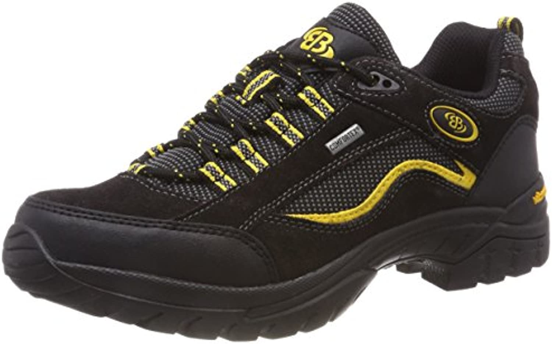 Bruetting Summit Low - Zapatos de senderismo de cuero hombre  -