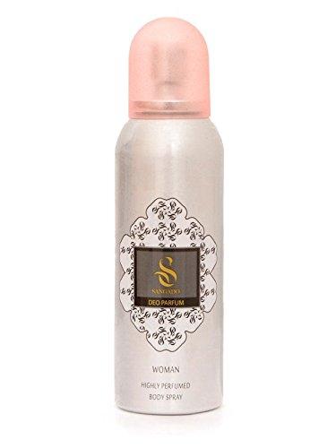 SANGADO Oro Puro Perfume Desodorante Spray Concentrado