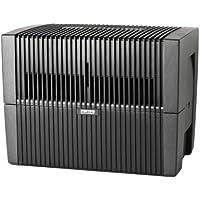 Venta Luftwäscher LW45 Luftbefeuchter und Luftreiniger für Räume bis 75 qm, anthrazit