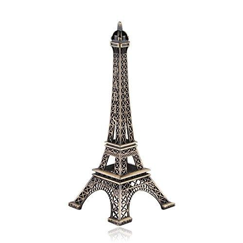 Apollo23 - 15cm Metall Paris Eiffelturm Kunsthandwerk Kunst Statue Modell Des...