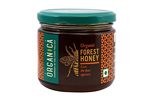 Organica Organic Forest Honey, 400g