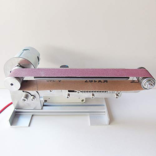 Máquina micro correa Isunking Máquina afilar DIY