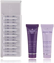Michael Todd Sonicsmooth Replacement Kit for At-Home Dermaplaning - 7 Replacement Safety Edges + Cleanser + Serum