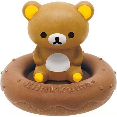Mascot clip holder Rilakkuma (japan import) - Mascot-clip