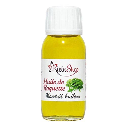 Manelya - Huile de Roquette Macérât - 60 ml