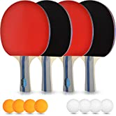 Premium Tischtennisset mit 4 Schlägern in hochwertiger Qualität!Das PHIBER-SPORTS Tischtennisset ist ein richtiges Allrounder Set. Egal ob für Anfänger oder Profis, jung oder alt, Familie oder Kollegen, ist dieses Set die perfekte Wahl. Warum das Tis...