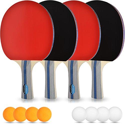 PHIBER-SPORTS Tischtennis-Set – ...