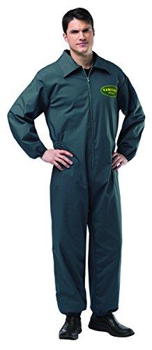 Breaking Bad Vamanos Pest Control Jumpsuit Adult Costume