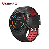 LEMFO M1 IP67 Waterproof Support Micro SIM Card Bluetooth Dial Call Heart Rate