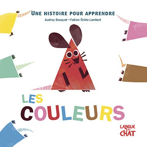 Les couleurs par From Langue au Chat Editions