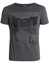 Quiksilver - T-shirt -  - Col ras du cou - Manches courtes Homme