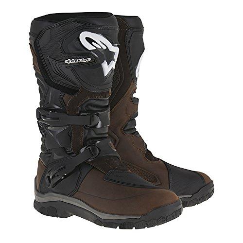 aa3e1a12962 alpinestars Motorcycle Corozal Adventure Drystar Boots WP Brown Black 45.5  US11