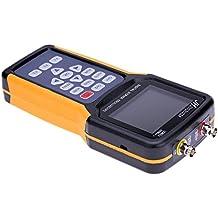 KKmoon Osciloscopio portátil de dos canales de TFT LCD 200MSa / s ancho de banda de 20MHz JDS2022A