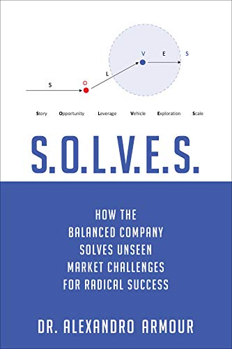 S.O.L.V.E.S.: How the Balanced Company Solves Unseen Market Challenges for Radical Success (Ambidextrous Creation Series Book 1) (English Edition)