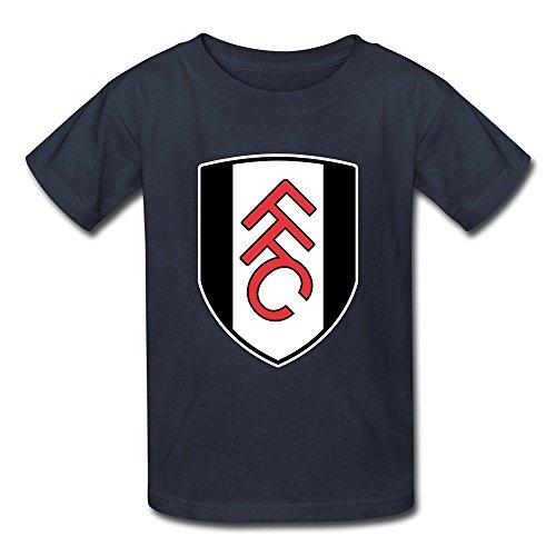 RenHe Kid's Geek Fulham Fc T-shirts Small