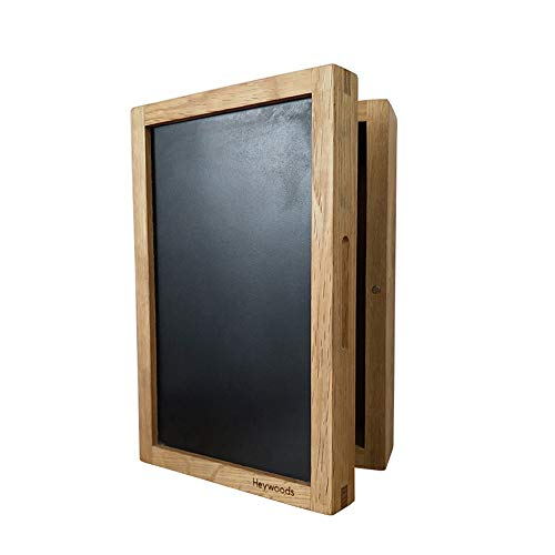 Stand MEIDUO Verdecktes Kabinett-Wand-Berg-Kabinett-Medizin-Kabinett mit Rahmentür sehr langlebig (Wand-berg-dvd-regal)