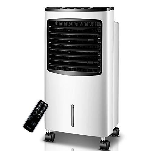HAIPENG Mobile Tragbare Klimaanlage Klimagerät Luftkühler Lüfter Handy, Mobiltelefon Kühlung 3 Geschwindigkeiten 8L Wassertank Fernbedienung Timer Leise, 75W
