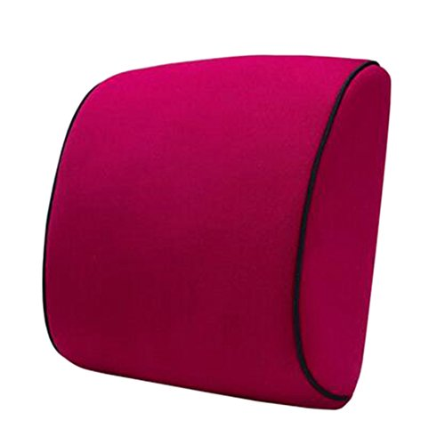 Blancho Coussin de voiture de coussin arrière élégant/soutien de taille de coussin de chaise de bureau #15