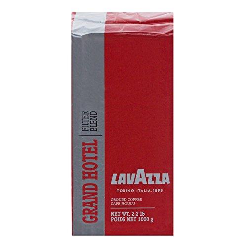Lavazza Kaffee Grand Hotel Filter Blend, Gemahlener Kaffee, Filterkaffee, 1000 g thumbnail