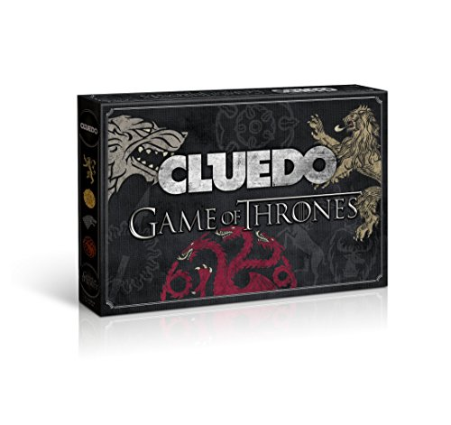Preisvergleich Produktbild Cluedo Game of Thrones Collector's Edition