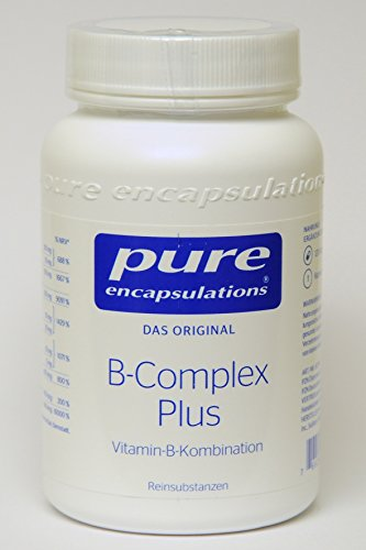 Pure Encapsulations B-Complex Plus 120 Kapseln