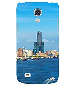PRINTSHOPPII NATURE BUILDING Back Case Cover for Samsung Galaxy S4::Samsung Galaxy S4 i9500