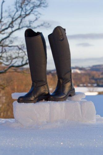 MOUNTAIN HORSE unisex Winter Reitstiefel ACTIVE WINTER HIGH RIDER schwarz regular/regular