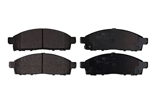 Quality Parts Kit pastiglie freno a disco L20006–4605A19805p1319by Italy Motors