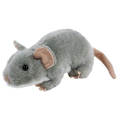 tte, 30 cm (mit Schwanz) grau ()
