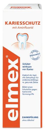 Elmex Kariesschutz Zahnspülung 400 ml
