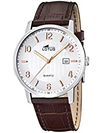 Lotus 15620/3-Reloj con correa de piel