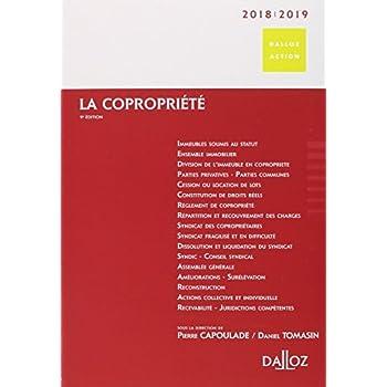 La copropriété 2018/2019 - 9e éd.