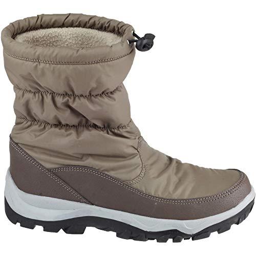 COT268-BR-41 - Polar Snow Boots BROWN - Ladies - 41 - UK 41 EU / 41 UK