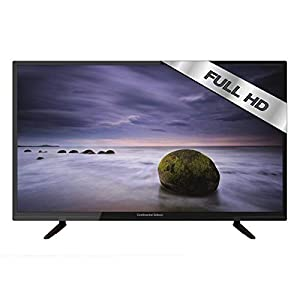 Continental edison 480816b7 tv led full hd 122.5cm (48'')
