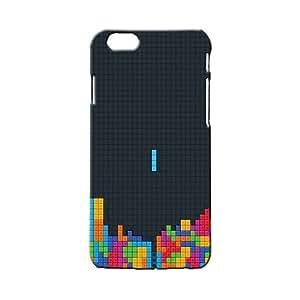 BLUEDIO Designer 3D Printed Back case cover for Apple Iphone 6/ 6s - G2634