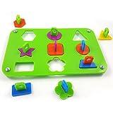 LDD - Parrot Puzzle Toys Jouets de Formation,Correspondance aléatoire Couleur...