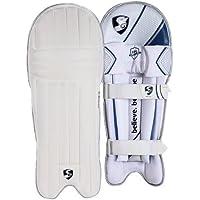 SG Maxilite XL Cricket Batting Leg Guard Pads Mens Size