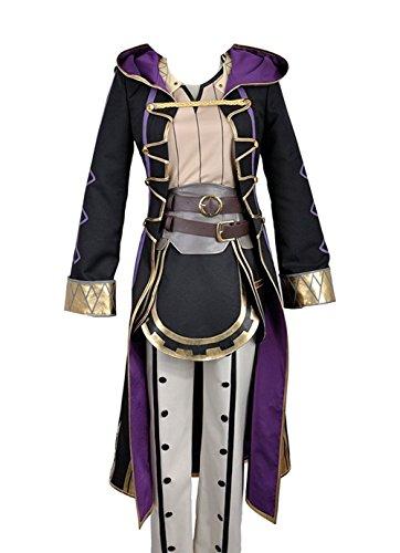 e Emblem Awakening Robin rufure copslay Kostüm jeder Größe, Collegejacke (Fire Emblem Awakening Cosplay Kostüme)