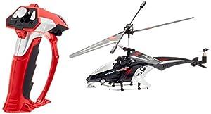 Auldeytoys yw858231Sky Rover Radio Gra peces bestuurbare Helicopter Gravity de Z unieke bestu Anillo dmv Motion Stearing
