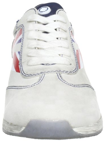 Marco Tozzi 2-2-23607-30, Chaussures basses femme Blanc (Offwhite Comb 199)