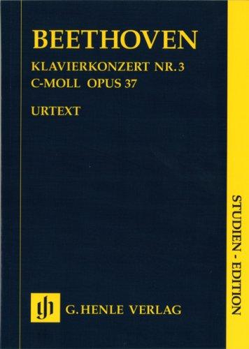 Concerto Piano No3 Opus 37 do mineur ---  Conducte...