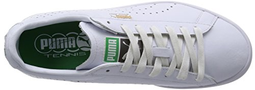 Puma Court Star Nm, Sneakers Basses Mixte Adulte Blanc (White)